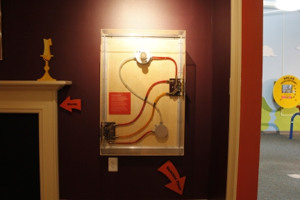 Building in a Building: Three-way Light Switch