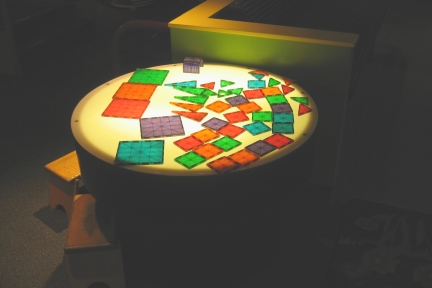 Preschool Gallery: Lights of the Round Table